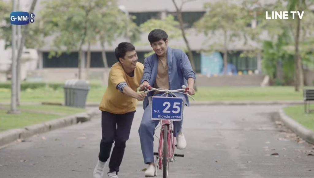 He's Coming to Me – เขามาเชงเม้งข้างๆหลุมผมครับ Episode 1 [Review