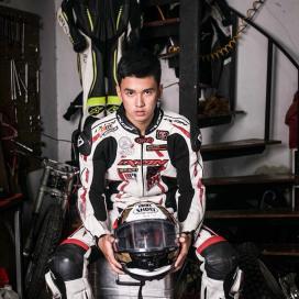 Phakkhaphon Panyachaib, lead, Motorcycle: The Series